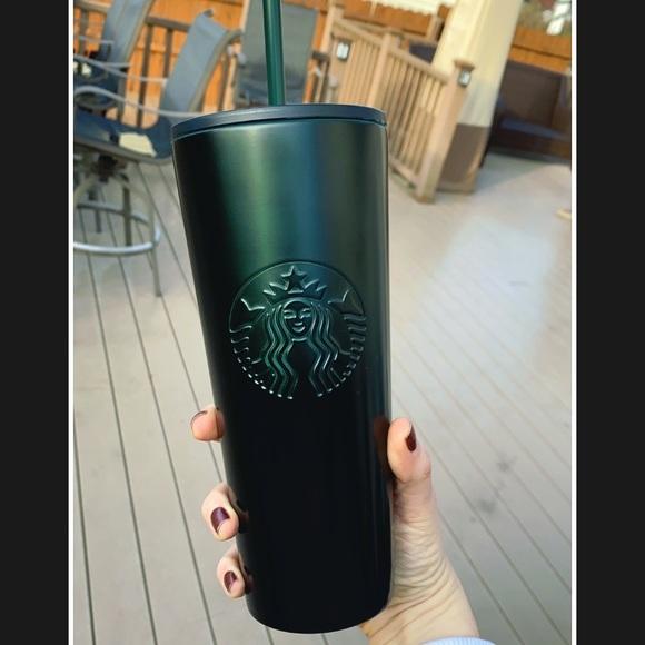 Starbucks Emerald Green Venti 24 Oz Tumbler